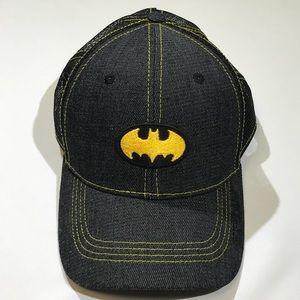 Batman Hat DC Comics Six Flags Entertainment Corp.